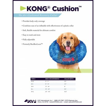 KONG Kong Cushion Kraag
