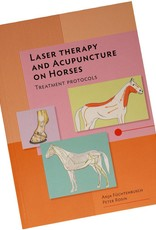 learn how top apply LLL therapy to horses