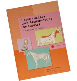 Laser Therapy and Acupuncture on horses