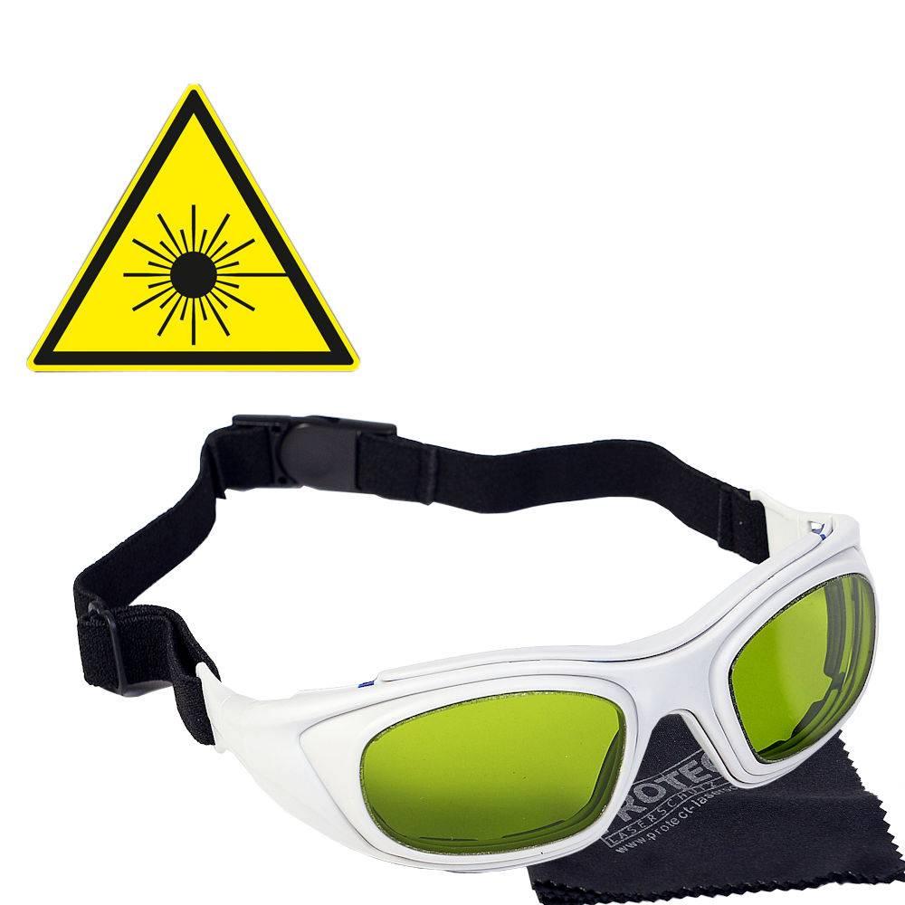 Protect Laserschutzbrille für med. Laser Klasse 3B