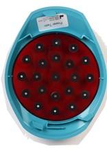 MKW Lasersystem Kammadapter für Ihre PowerTwin21 Laserdusche (Vet)