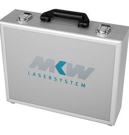 Lasersystem Gerätekoffer  mit Logodruck