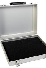 MKW Lasersystem sicheres Aufbewahren in dem stabilen Alu-Koffer