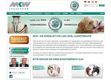 Zurück zur MKW Homepage