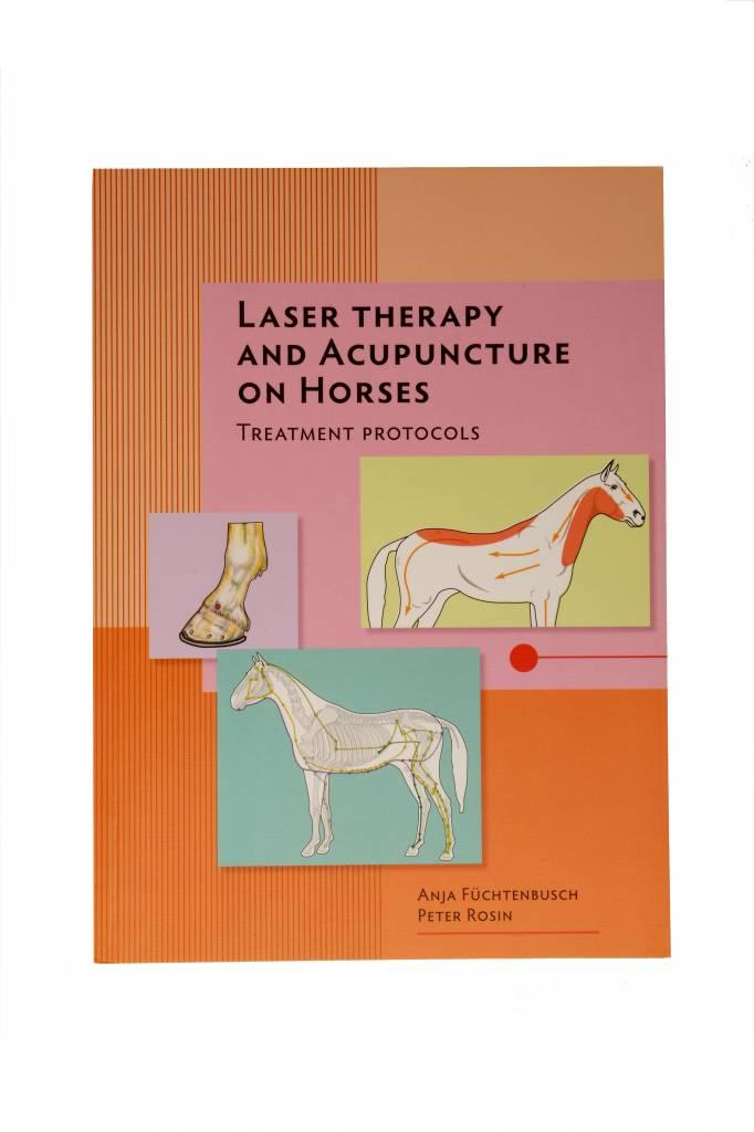 Therapiepläne für Lasertherapie und Laserpunktur bei Pferden