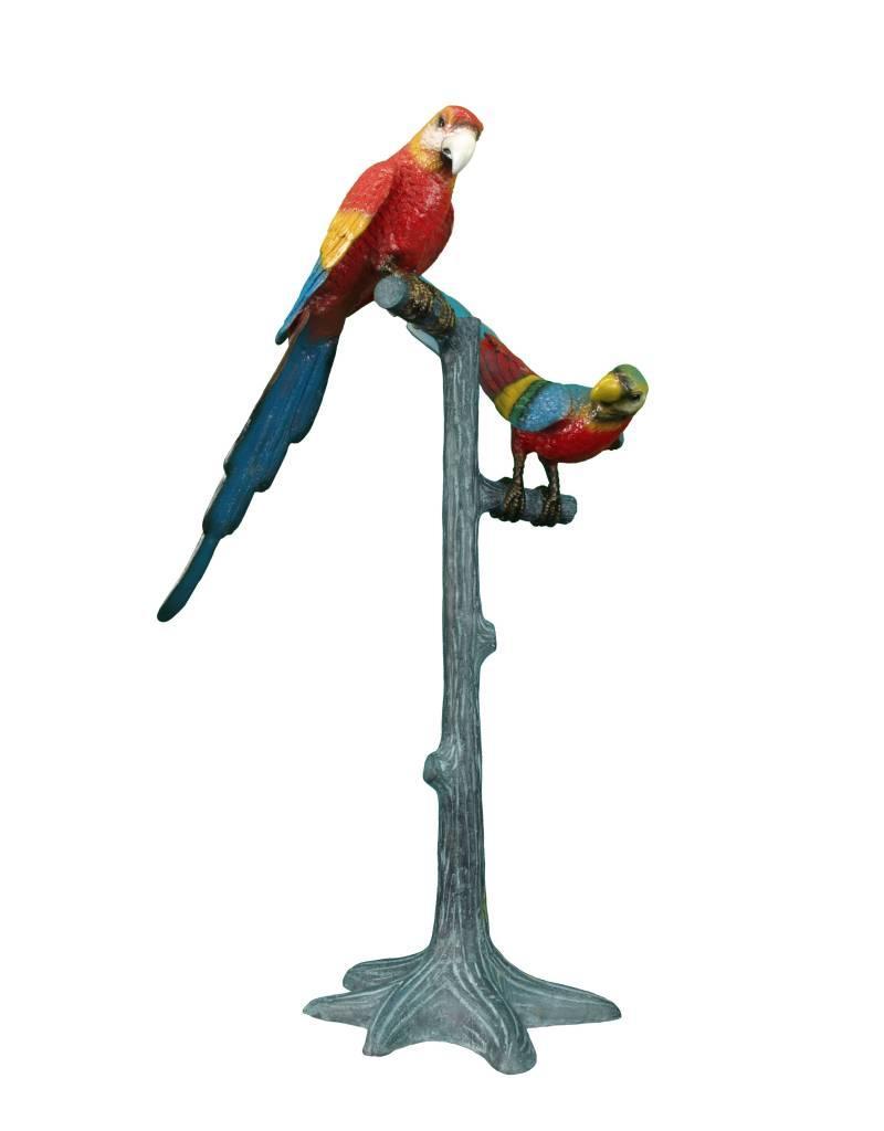 Laetus Duett – Bunter Papageienbaum