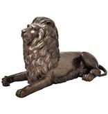 Mios – Skulptur eines Liegenden Löwen (rechts)