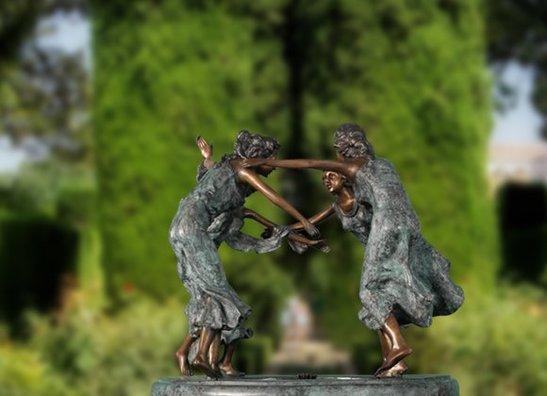 Bronzebrunnen