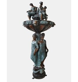 Aeon – Sinnlicher Springbrunnen