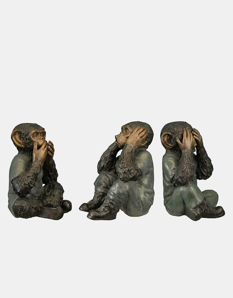 Sanzaru – Affen-Trio