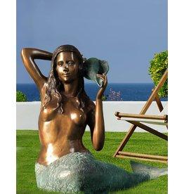 Grande Sirene - Sitzende Meerjungfrau
