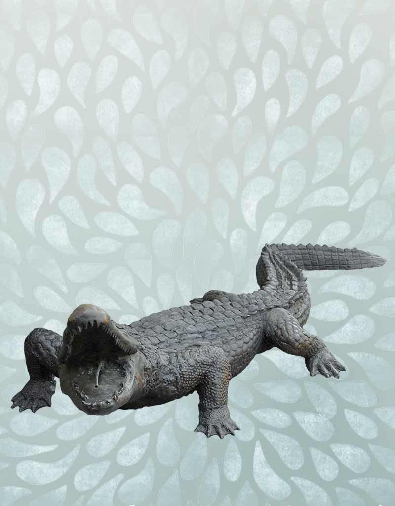 Grand Sobek – Lebensgroßer Alligator