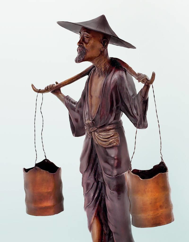 Onus – Skulptur eines Wasserträgers