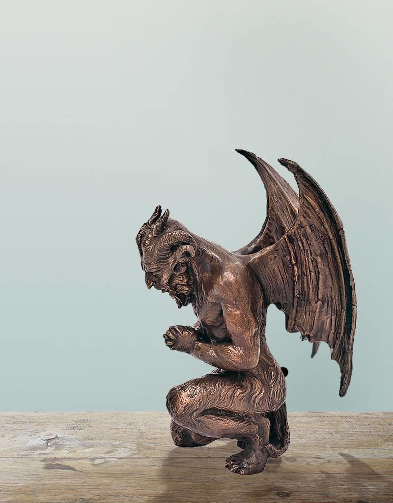 Lucifer – Kleine Skulptur eines Dämons