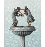 Carmina I – Springbrunnen mit tanzenden Frauen