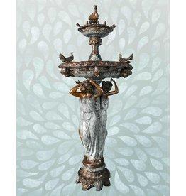 Columba – Großer Springbrunnen