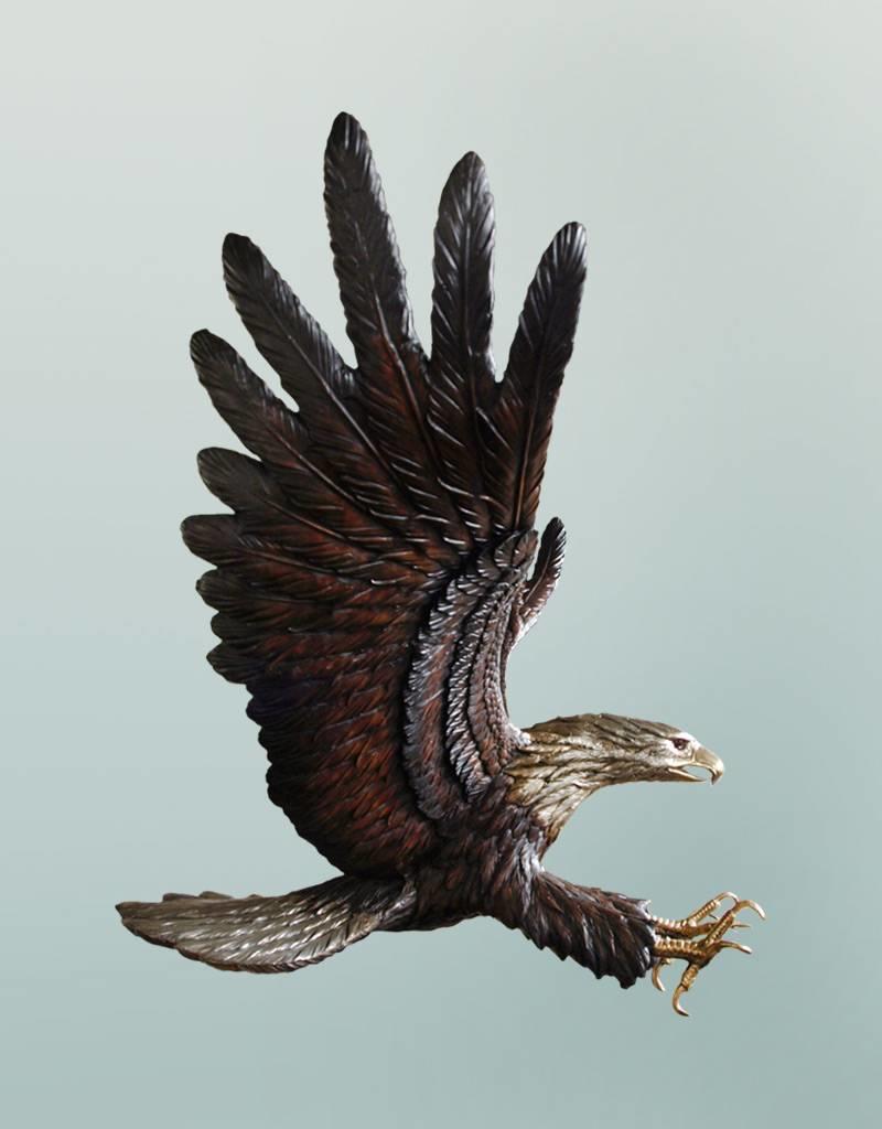 Grand Argos – Lebensgroßer fliegender Adler