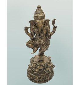 Ganesha – Bronzeskulptur