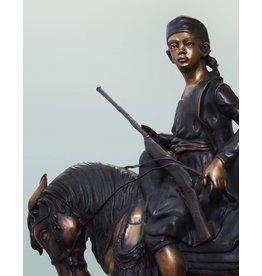 Lawrence – Beduine auf Pferd