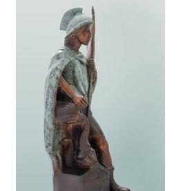 Florian von Lorch – Bronzefigur