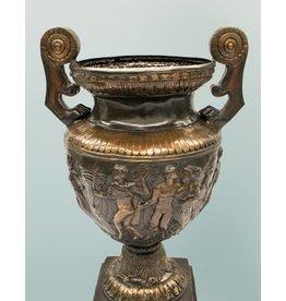 Caesar – Große Vase aus Bronze