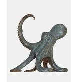 Octavia – Riesenkrake Bronzeskulptur