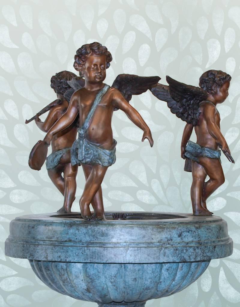 Fontaine Putto U2013 Brunnen Mit Engeln ...
