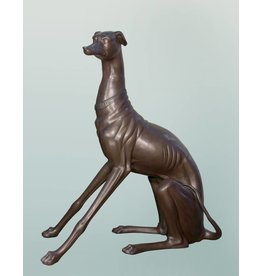 Grand Tesem – Überlebensgroßer Windhund