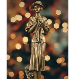 Florentina – Bronzefigur einer Dame