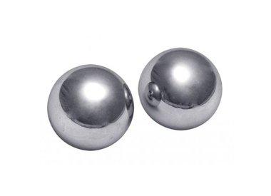 Geisha Balls / Ben Wa kugeln (Stahl)