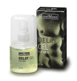 Coolmann Coolman Delay Gel - 30ml