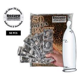 Secura Kondome Secura Transparente Kondome - 50 Stück