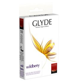 GLYDE Glyde Wildberry - 10 Kondome
