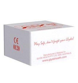GLYDE Glyde Slimfit Red - 100 Kondome