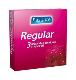 Pasante Pasante Regular Kondome 3 Stück
