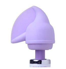 Wand Essentials Aufsatz mit flatternder Spitze für Wand Vibrator