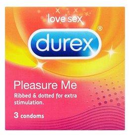 Durex Durex Pleasure Me - 3 Stück – Kondome