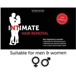 Intimate Intimate Hair Removal Enthaarungspulver - 118g