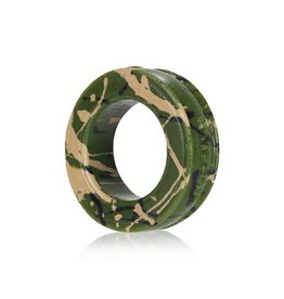 Oxballs PIG-Ring Komfort-Penisring Military Mix