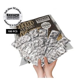 Secura Kondome Secura Transparente Kondome - 100 Stück
