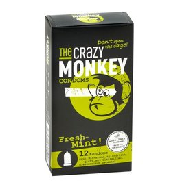 The Crazy Monkey TCMC Fresh-Mint! - 12er