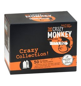 The Crazy Monkey Crazy Collection! 50er