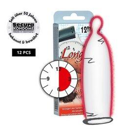 Secura Kondome Secura Longtime Lover - 12 Stück