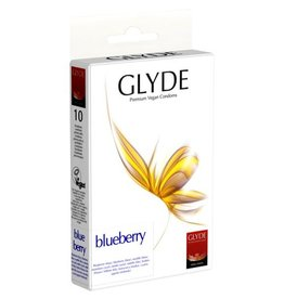 GLYDE Glyde Blueberry - 10 Kondome