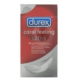 Durex Durex coral Feeling Ultra 12 Stück