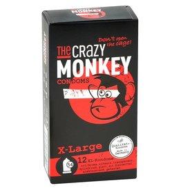 The Crazy Monkey The Crazy Monkey X-Large 12er