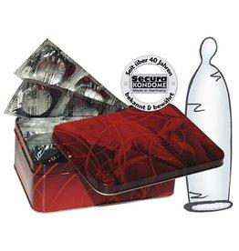 Secura Kondome 50 transparente dünne Secura Kondome