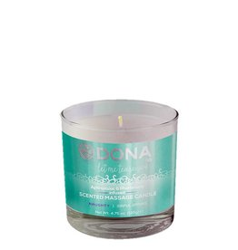Dona-by-Jo Dona Scented Massage Candle Naughty - 135g