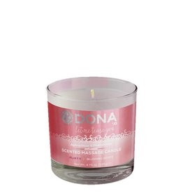 Dona-by-Jo Dona Scented Massage Candle Flirty - 135g