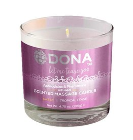 Dona-by-Jo Dona Scented Massage Candle Sassy - 135g